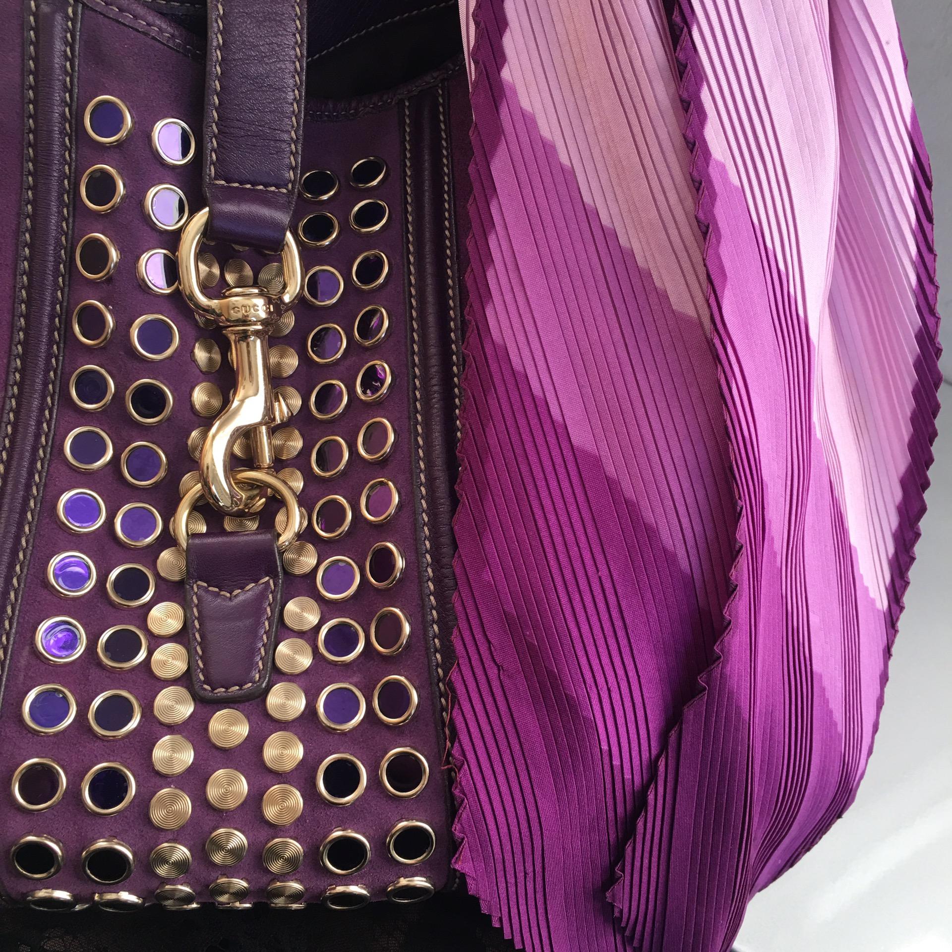 La mia borsa di Gucci: amore a prima vista