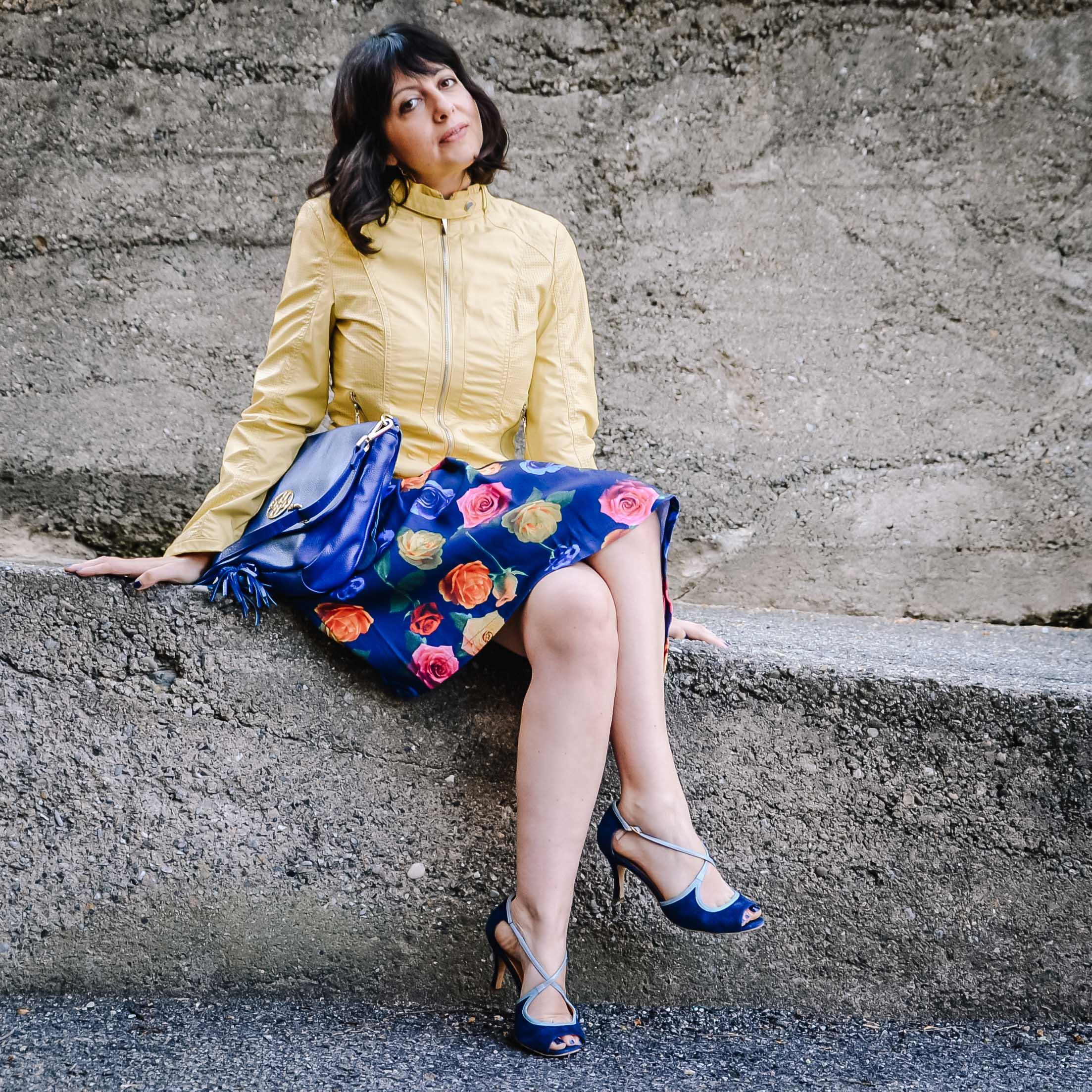 Come abbinare i colori: il giallo - The Fashion Cherry Diary